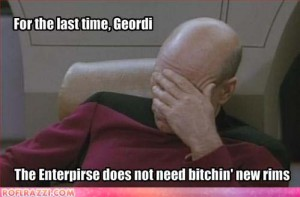 Patrick Stewart for the last time geordi