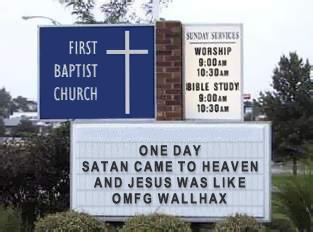 OMFG!! SATAN WALLHAX!
