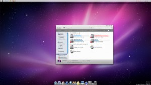 Windows Users Can Finally Make Their System Look And Feel Like Mac OS X :)